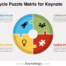 Cycle Puzzle Matrix for Keynote
