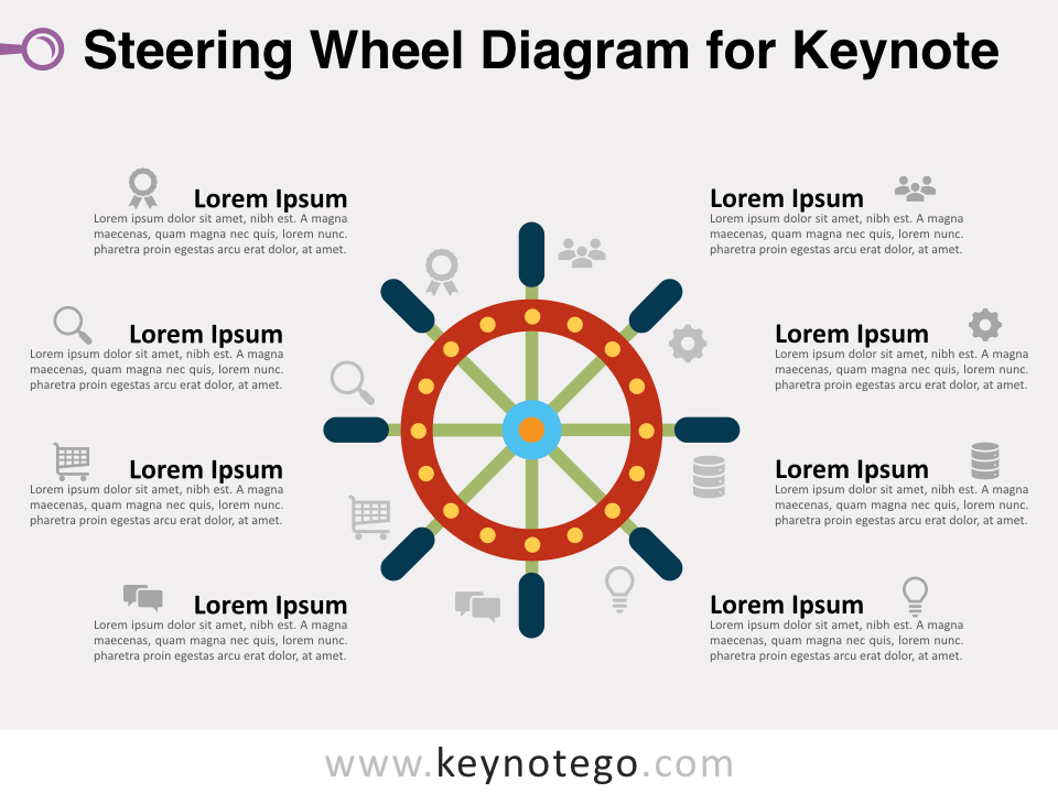 Steering Wheel for Keynote