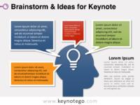 Free Brainstorm Ideas Keynote