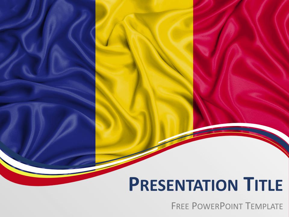 Free Romania Keynote Template