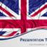 Free UK Flag Keynote Template