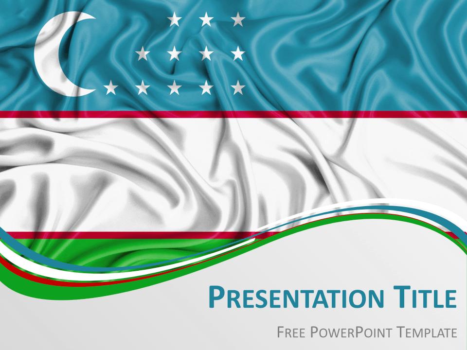 Free Uzbekistan Keynote Template